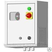 Шкаф управления электродвигателями ШУЭ-7.5/380 IP54 фото