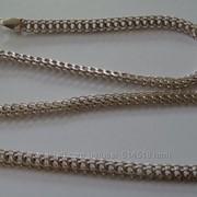 Цепочки из серебра 925 пробы фото