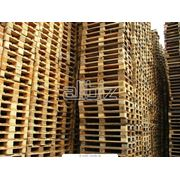 Паллеты грузовые деревянные фото