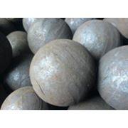 Шары стальные мелющие d 100мм фото