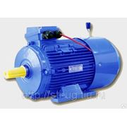 Электродвигатель c тормозом ABLE MSEJ 132M2-4 (11кВт/1500) фото