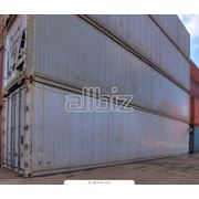 Мультимодальные контейнерные перевозки грузов фото