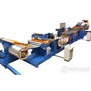 Линия автоматическая продольной резки рулонного металла ЛА 82 фото