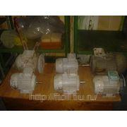 Электродвигатели (двигатели постоянного тока) фото