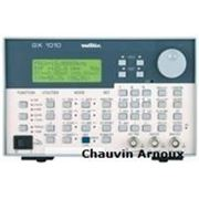 Генератор сигналов специальной формы Chauvin Arnoux (GX1010) фото