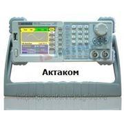 Генератор сигналов специальной формы Актаком (AWG4105) фото