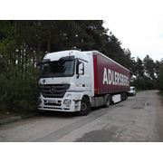 Международная перевозка полных грузов фото