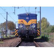 Железнодорожные перевозки грузов из Европы в страны СНГ фото