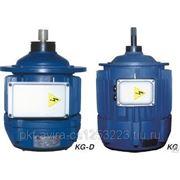 Электродвигатель подъема КГ 2412-6 8 кВт на тельфер г/п 5т и 10т фото