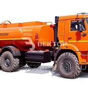 Топливозаправщик АТЗ-7,5 КАМАЗ-5350 фото