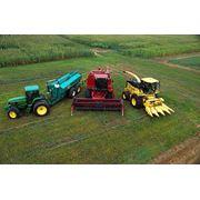 Сельскохозяйственные машины фото