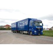 Перевозка грузов по международным маршрутам. фото