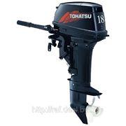 Двухтактный подвесной лодочный мотор Tohatsu (Тохатсу) M 18 D2 S (18 л.с.)
