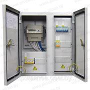 Шкаф учета (пример 1) фото