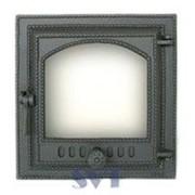 Печные герметичные дверци — Чугунное печьное литье SVT, Плиты, Каминные дверцы, стекло для камина фото