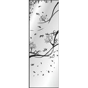 Обработка пескоструйная на 1 стекло артикул 7-01 фото