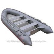 Надувная лодка ПВХ Мнев и К Фаворит F-470 фото