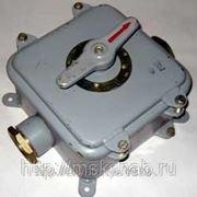 Герметичный пакетный выключатель ГПВ 2-100 фото