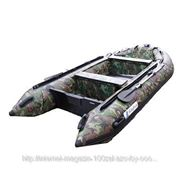 Лодка ПВХ Kingfish TS360 D-shape Camo