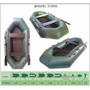 Надувная лодка ПВХ Велес 01/265S фото