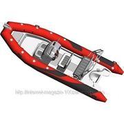 Надувная лодка RIB Adventure Vesta V-650 open фото