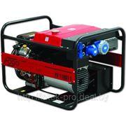 Генератор (электрогенератор) бензиновый FOGO FV 11001 E 10,4 кВт (с электростартером) фото
