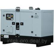 Дизель-генераторная установка (электрогенератор дизельный, ДГУ) FOGO FM 20 фото