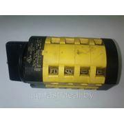 Переключатель к PW2, генератора Eisemann S6400, 7-позиционный фото