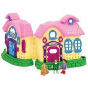 Домик для кукол со звуком и светом 1 Toy фото