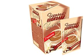 горячий шоколад венский цена