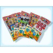 Жевательные резинки конфеты