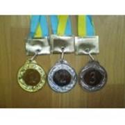 Универсальные наградные медали. фото