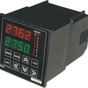 Устройство контроля температуры восьмиканальное ОВЕН УКТ38-Щ4 фото