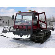 Ратрак - снегоуплотняющая машина фото