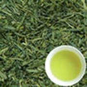 Чай зеленый кирпичный фото