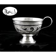 Чаши из серебра фото