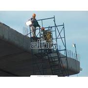 Услуги строительные фото
