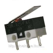 Микропереключатель DM1-01P-30 125v. 1a фото