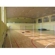 Строительство спортивных залов фото