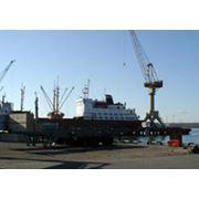 Грузоперевозки морским транспортом фото