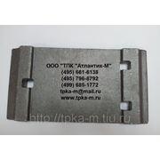 Подкладка для костыльного крепления с основанием 180 мм фото