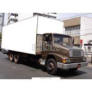 Автоперевозки штучных и тарных грузов фото