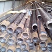 Труба бывшая в употреблении ø60мм*5,0мм НКТ фото