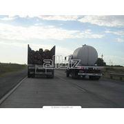 Автоперевозки различных грузов фото
