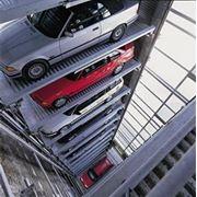 Проектирование и установка парковочных систем фото
