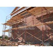 Реставрация зданий и сооружений фото