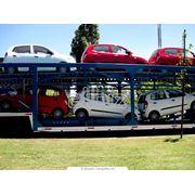 Перевозка легковых автомобилей из Европы