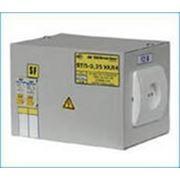 Ящик с понижающим трансформатором ЯТП. TDM. IEK фото