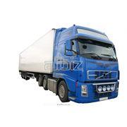 Транспортировка грузов автотранспортом
