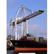 Доставка грузов из Китая в морских контейнерах из любого города или порта фото